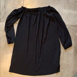 Dress black size S